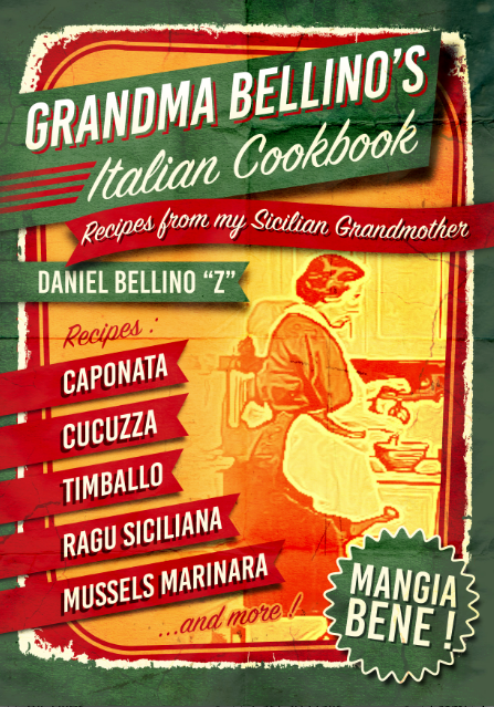 RECIPES FROM MY SICILIAN GRANDMOTHER